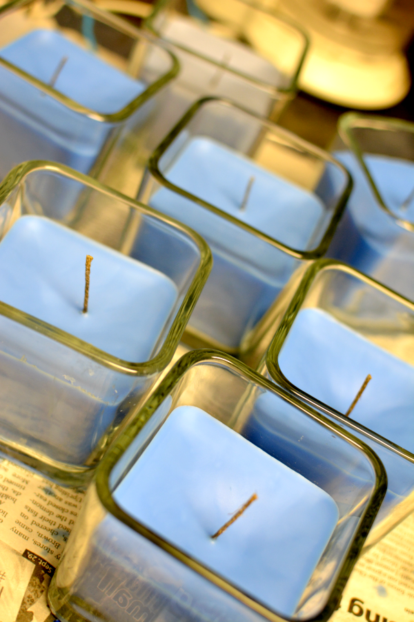 DIY Candles