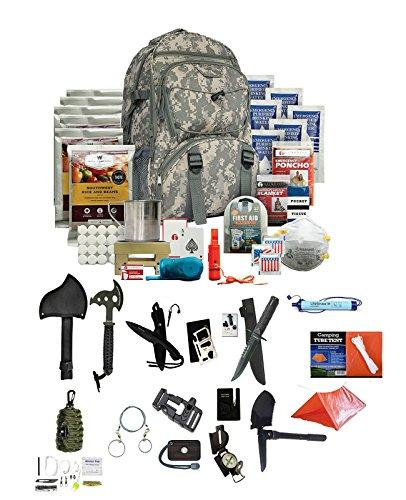 Ultimate Arms Gear Wise Company 5 Day Emergency Bug Out Backpack