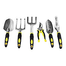 SONGMICS Garden Tool Set (6 Piece)