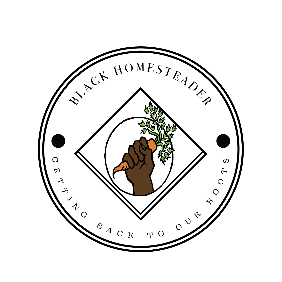 Black Homesteader- Gardening, Self Sufficiency, DIY, Prepping