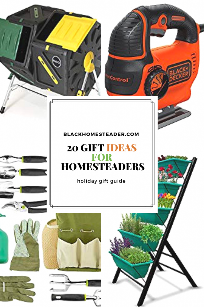 gifts for homesteaders