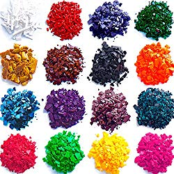 Candle Dye – Dye Flakes for Candle Making Supplies Kit