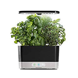 AeroGarden Harvest – Black
