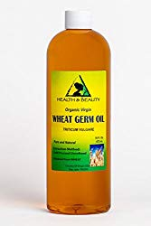 Wheat Germ Oil – Raw Virgin Cold Pressed