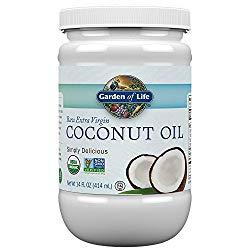 Coconut Oil – Unrefined Cold Pressed Extra Virgin