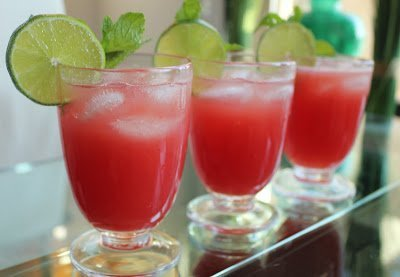 5 Recipes For Watermelon Punch You Can Try At Your Next BBQ