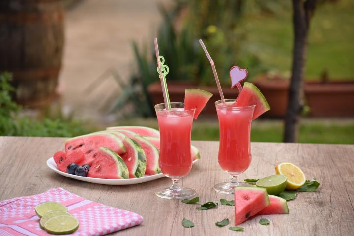 farmers almanac watermelon punch