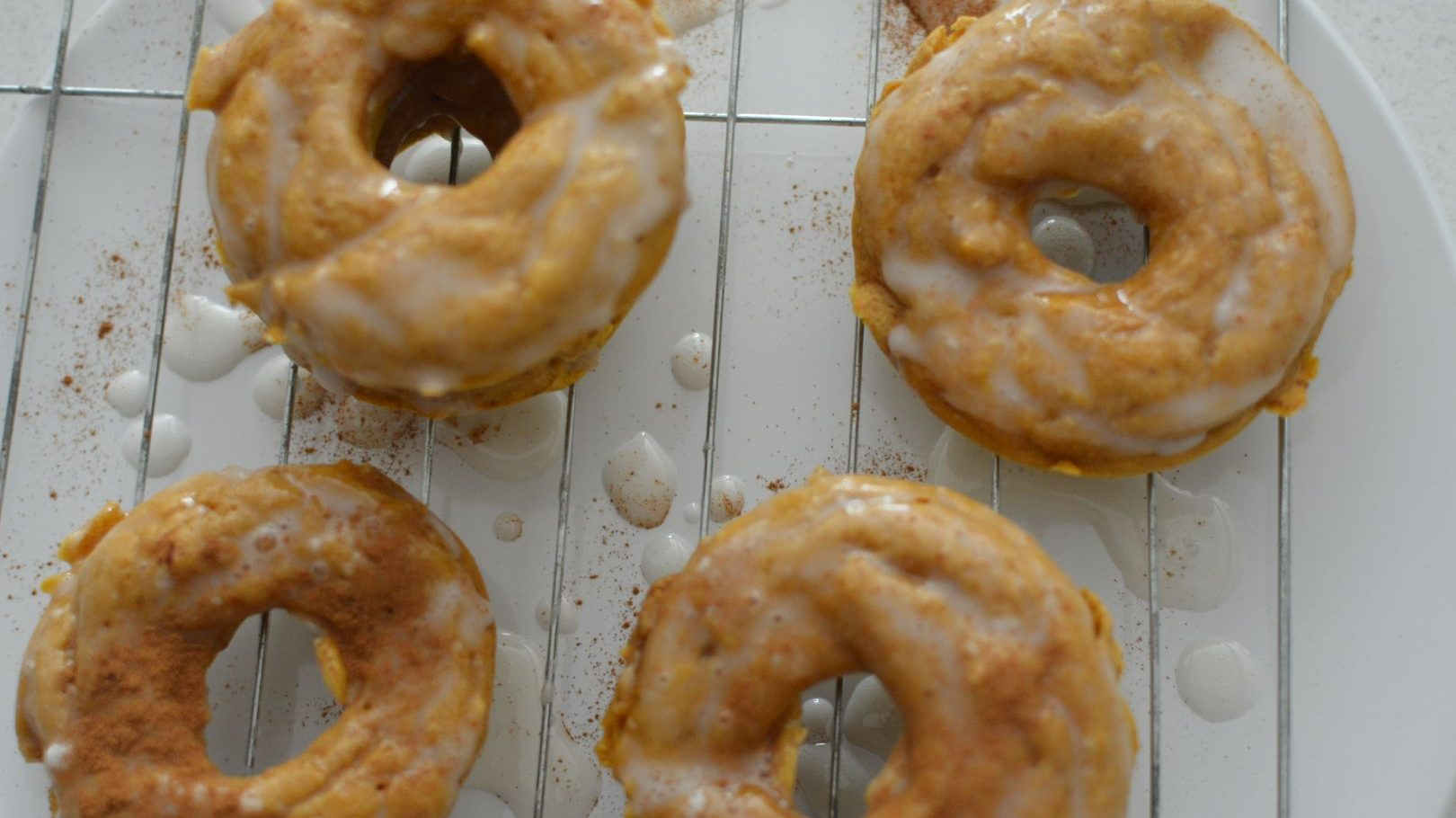 How To Make Vegan Pumpkin Donuts