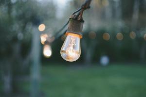 improve your backyard lighting