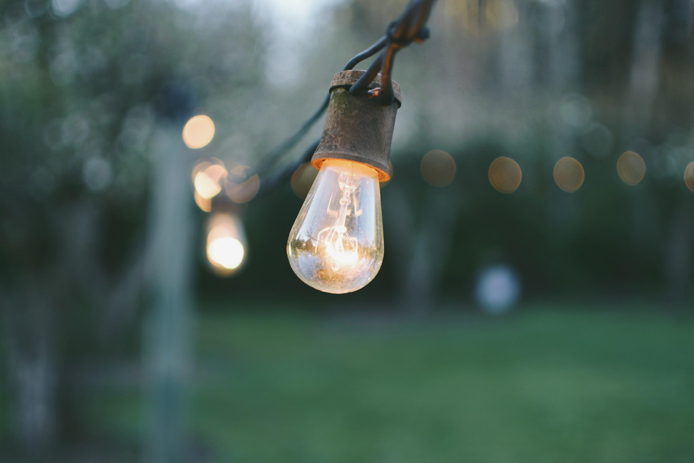 improve your backyard lighting