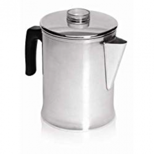powerless kitchen appliances | coffee percolator | black homesteader