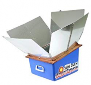 solar oven | Black homesteader