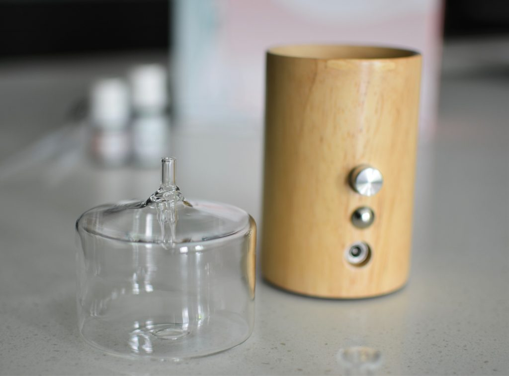 nebulizer essential oil diffuser