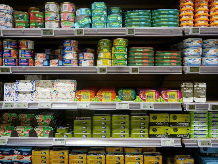 build a 2 week food supply